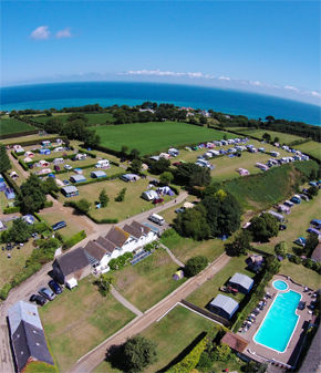 Rozel Camping Park Jersey
